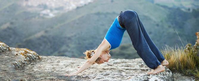 yoga malibu